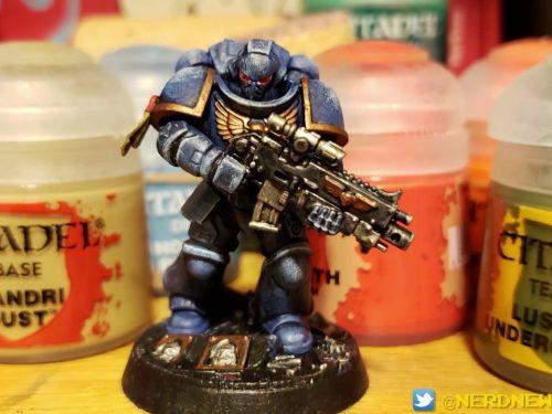 Les étapes à suivre pour peindre votre figurine Warhammer facilement