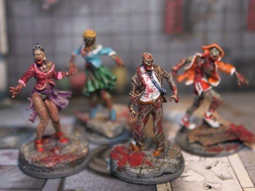 Peignez vos figurines Zombicide comme un pro pour un résultat effrayant !